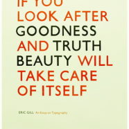 Truth, Goodness & Beauty
