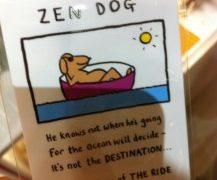 Zen Dog Not