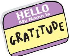 Gratitude Or Grudge