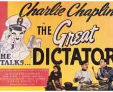 The Great Dictator's True Purpose?