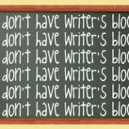 Writer's Block: Super Short Story (195)