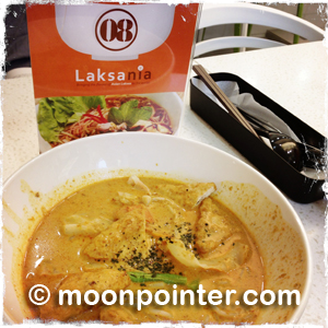 Laksa: A Vegan Version