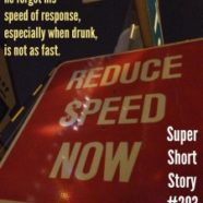 Speed: Super Short Story #293