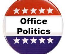 Office Politics: Super Short Story #357