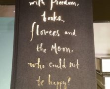 Freedom, Books, Flowers, Moon