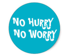No Hurry: Sam & Sara #456