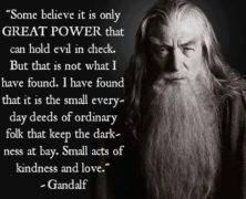 Avoid Evil