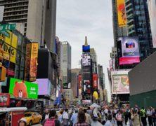 Times Square (1): NY Adventure 6