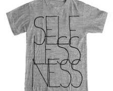 Selfishness Vs Selflessness