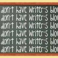 Writer's Block: Super Short Story (195)