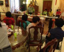 Pureland Practice Fellowship's CNY House Gathering (2013)