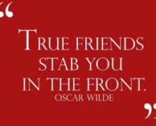 True Friends : Wandering Thought #75