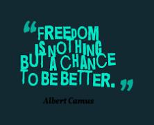 Freedom: Super Short Story #396