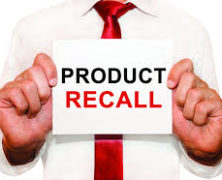 Product Recall?