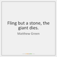 Fling: Super Short Story #438