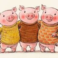 Three Little Pigs: Super Short Story #490