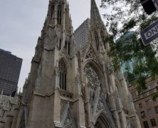 St. Patrick's Cathedral: NY Adventure 22