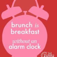 Breakfast: Super Short Story #494