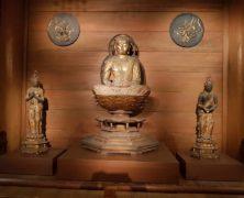 Japanese Statues: NY Adventure 42
