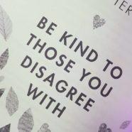 Be Kind: Dharmagram #51