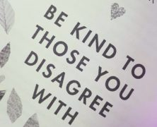Be Kind: Dharmagram #51