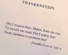 Frankenstein: Dharmagram #71