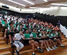 Talk 2 At St. Patrick's School (2018)