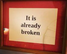 Broken: Dharmagram #104