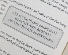 Principles: Dharmagram #342
